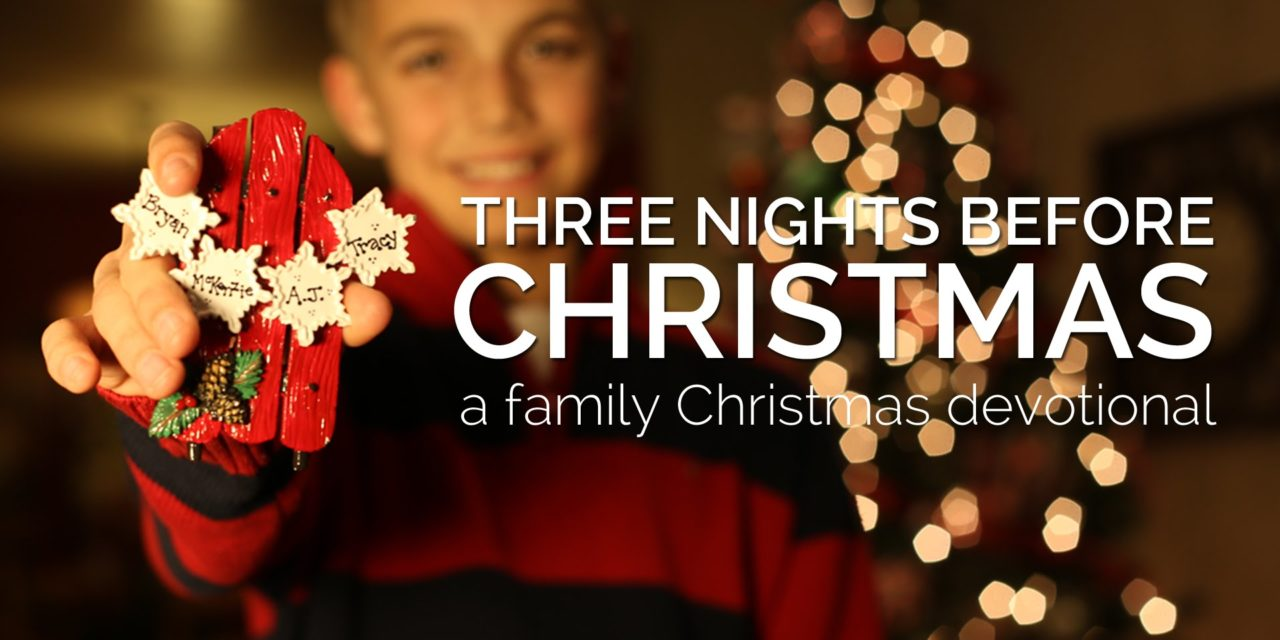Family Christmas Devotional