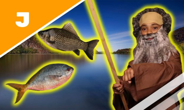 Jesus and the Big Catch