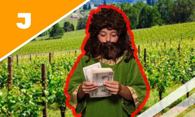 The Parable of the Vineyard Workers